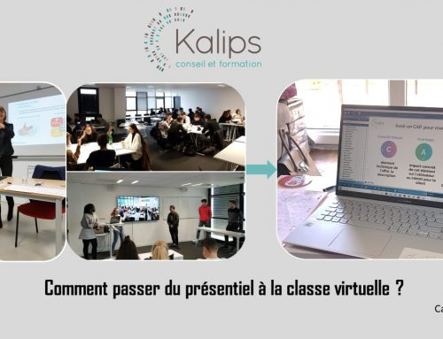 Digital learning | Distanciel | Classe virtuelle
